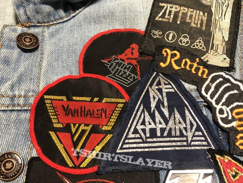 My Third Battle Jacket