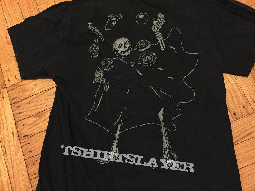 War Hungry skeleton shirt