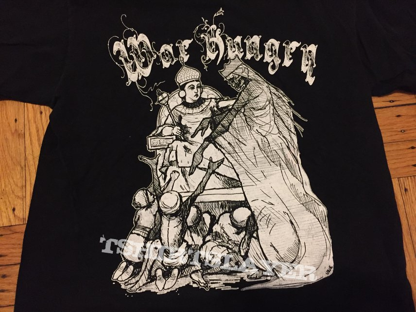 War Hungry throne shirt