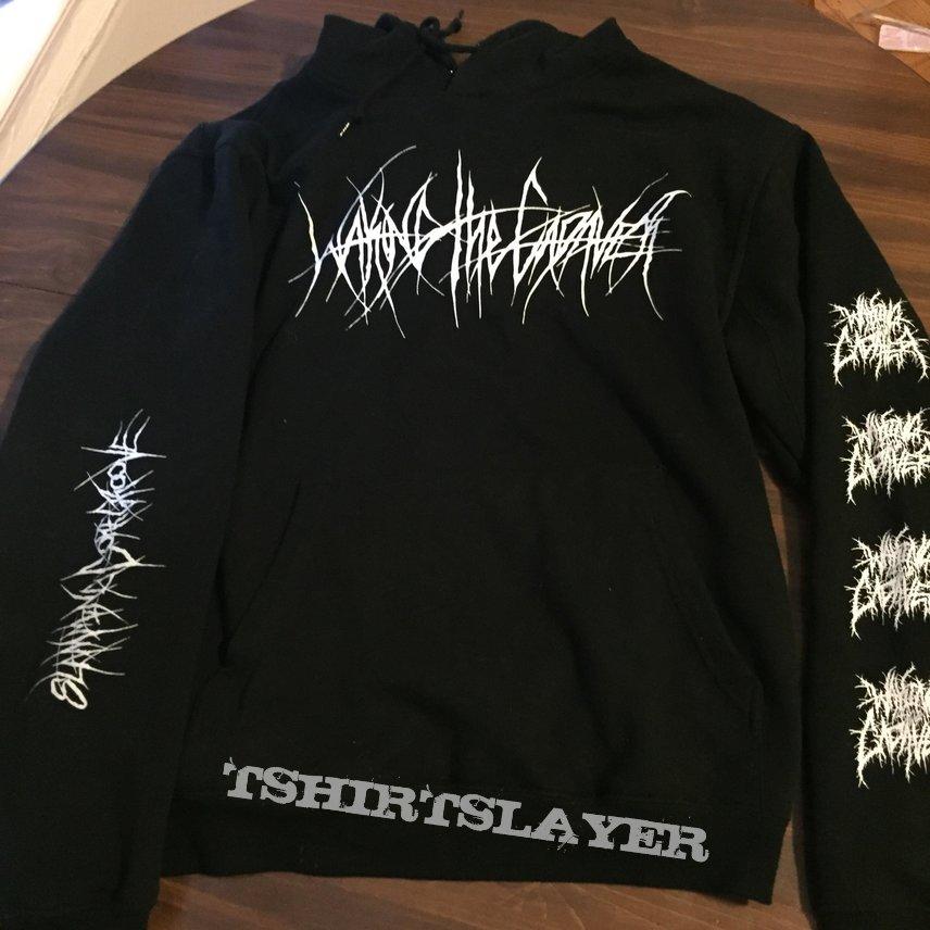 Waking the Cadaver hoodie