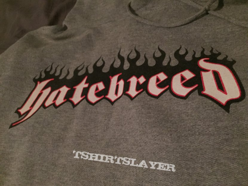 Hatebreed Perseverance hoodie