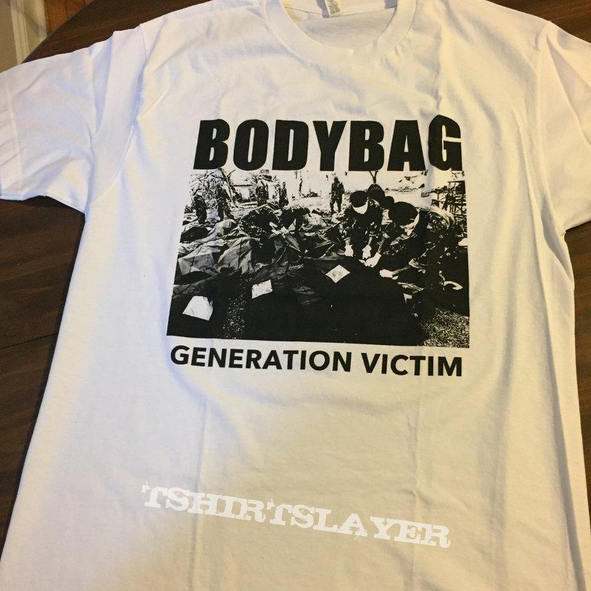 "Bodybag ""Generation Victim"" shirt"
