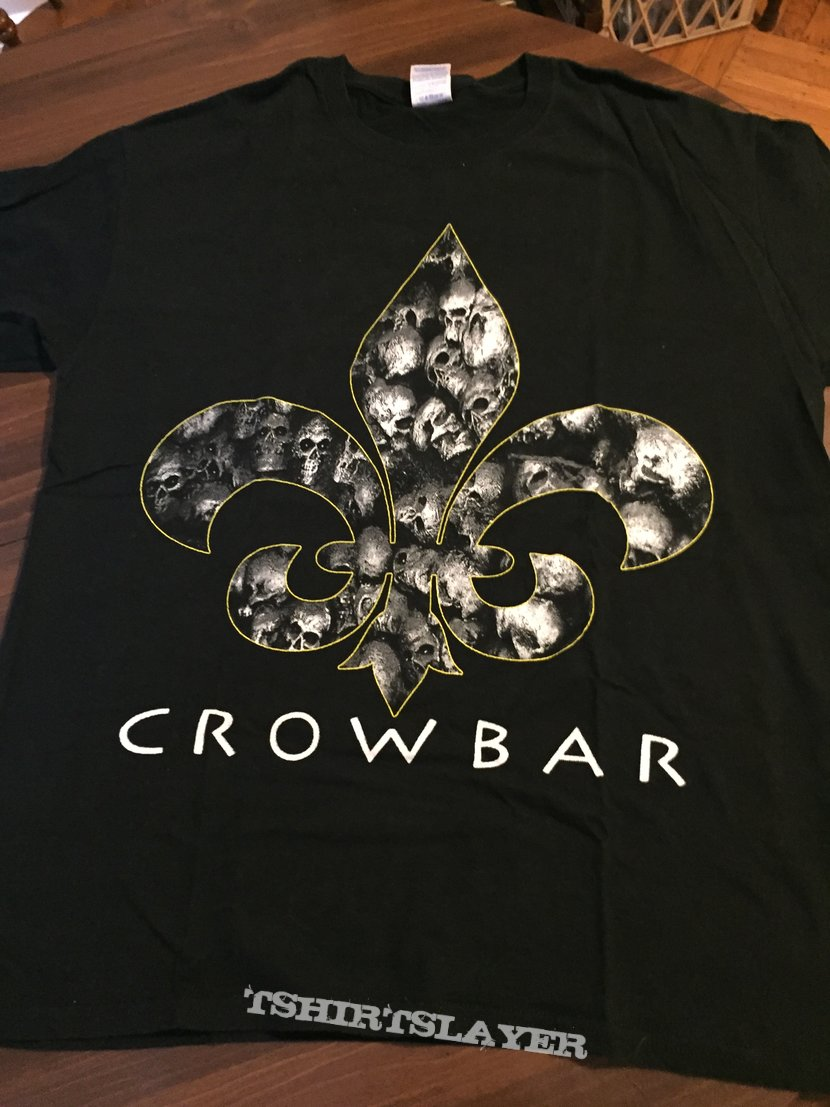 "Crowbar ""Crushing the South"" shirt"