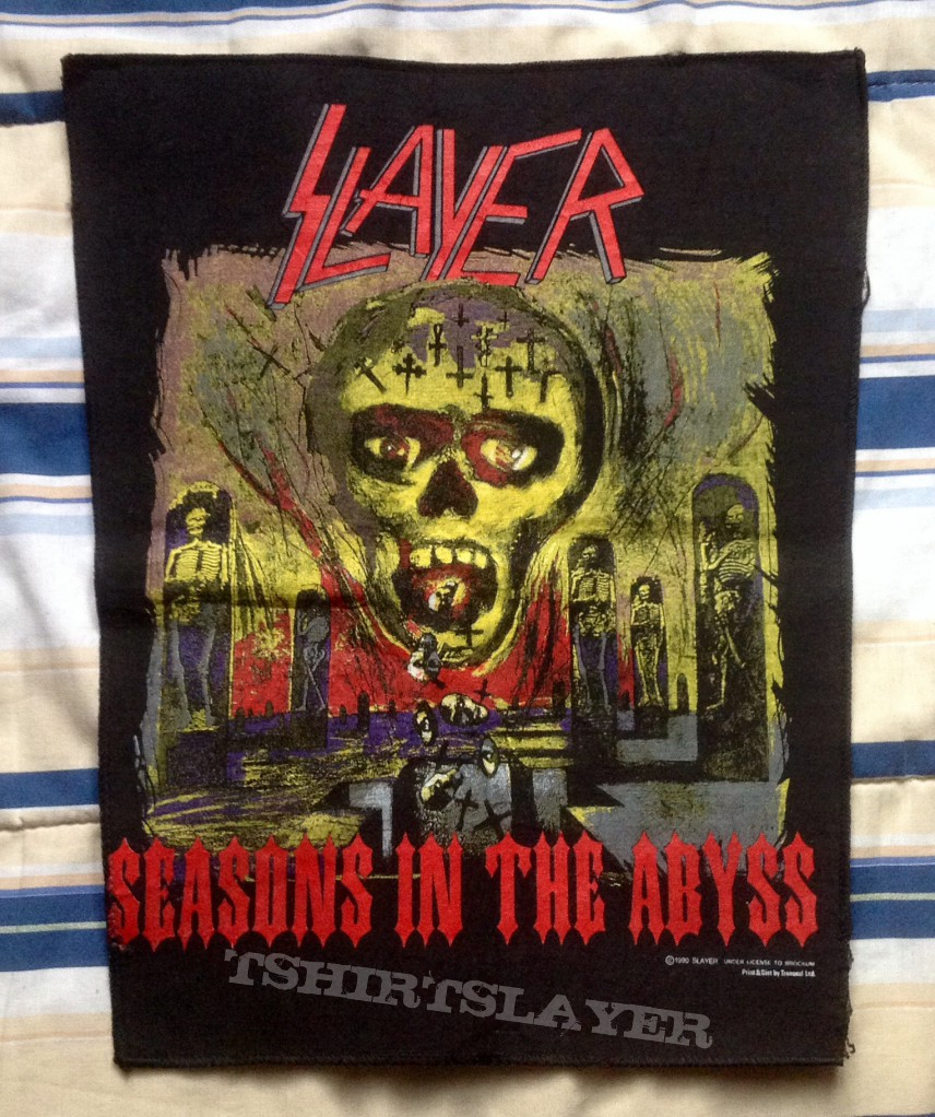 Vintage Slayer - Season In The Abyss ws2zaQ