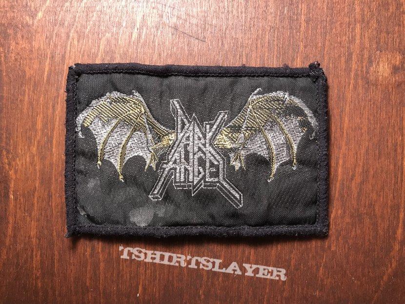 Original Vintage Dark Angel Logo Patch