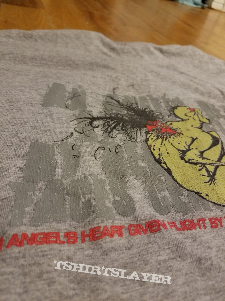 "2003 That Within Blood Ill-Tempered ""Given Flight By Demons Wings"" shirt"