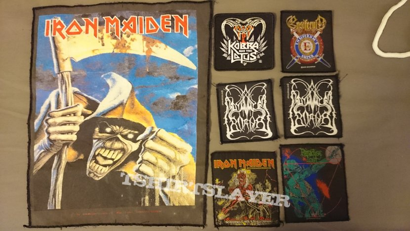 Patches from 1991 to 2016