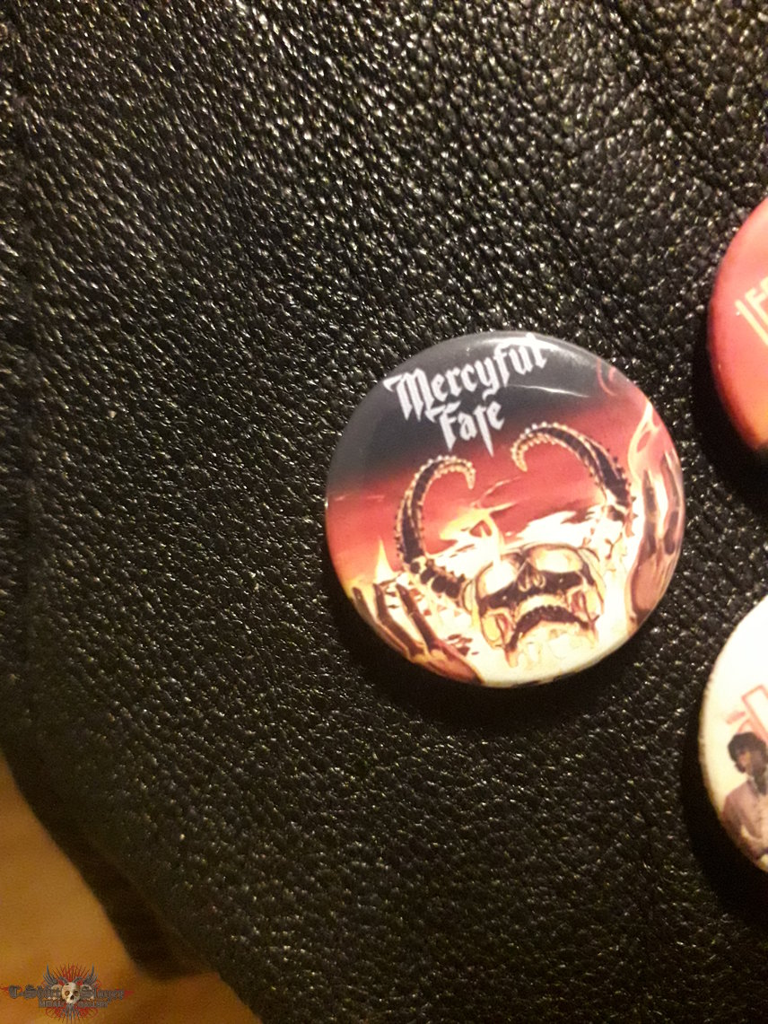 Mercyful Fate - 9 (Pin)