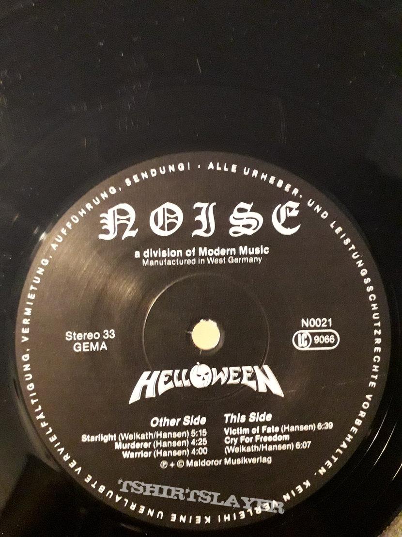 Helloween - Helloween (EP)