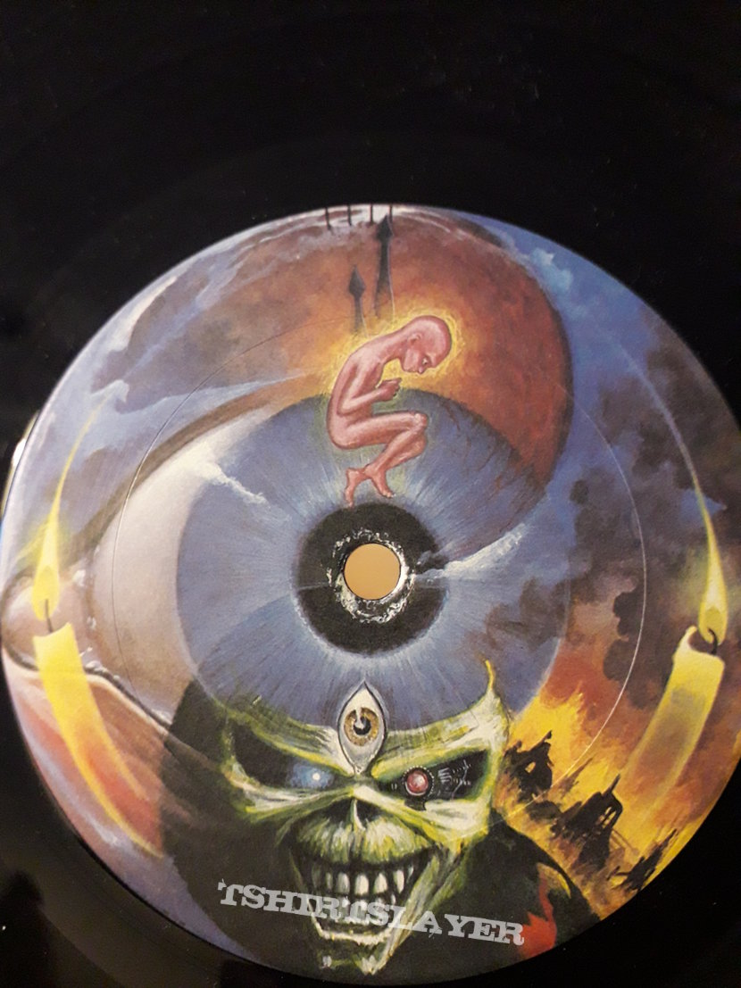 Iron Maiden - Seventh Son of a Seventh Son (LP)