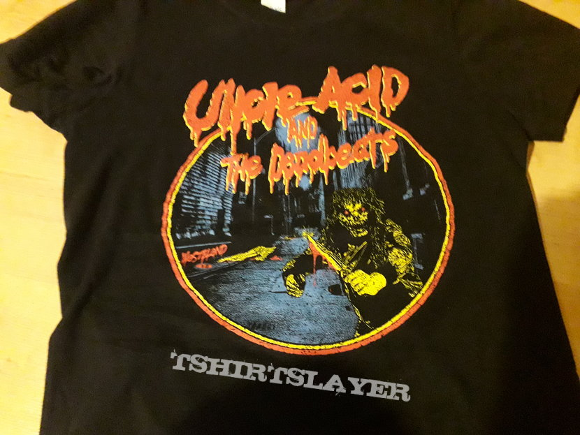 Uncle Acid & The Deadbeats - Wasteland (T-shirt)