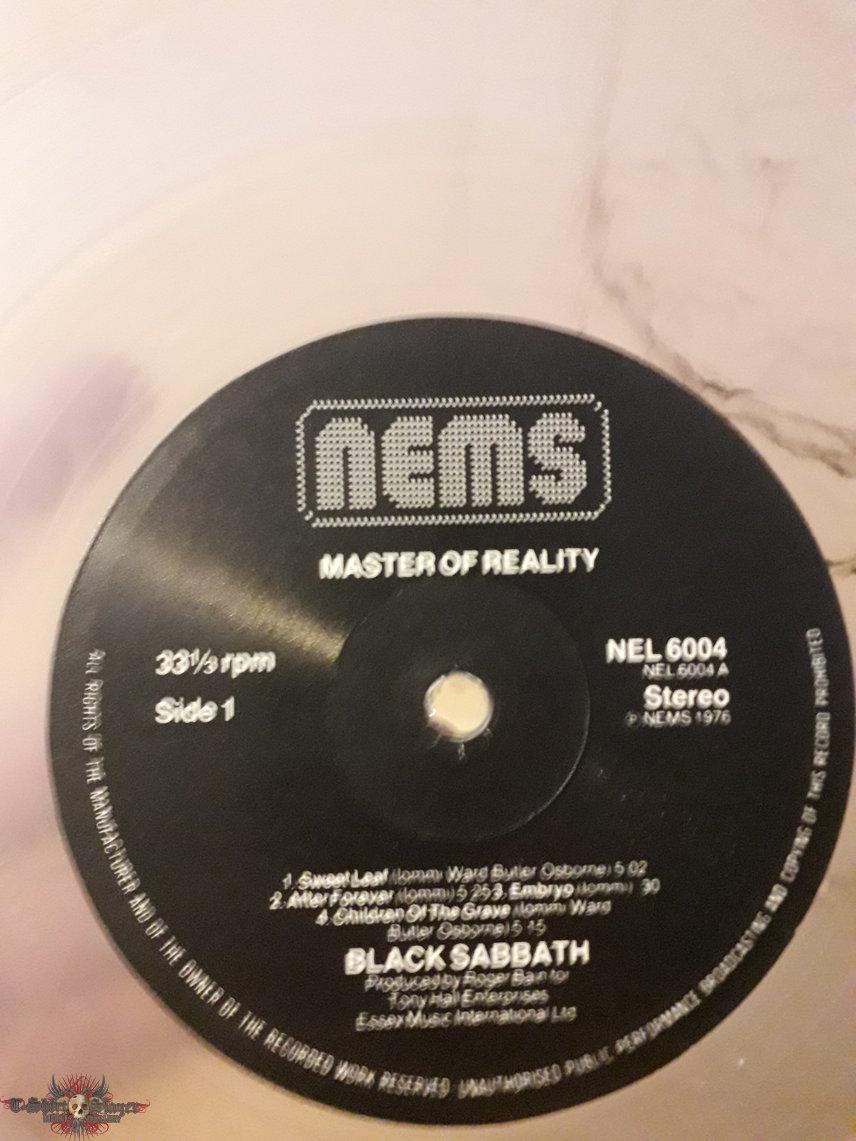 Black Sabbath - Master of Reality (LP)