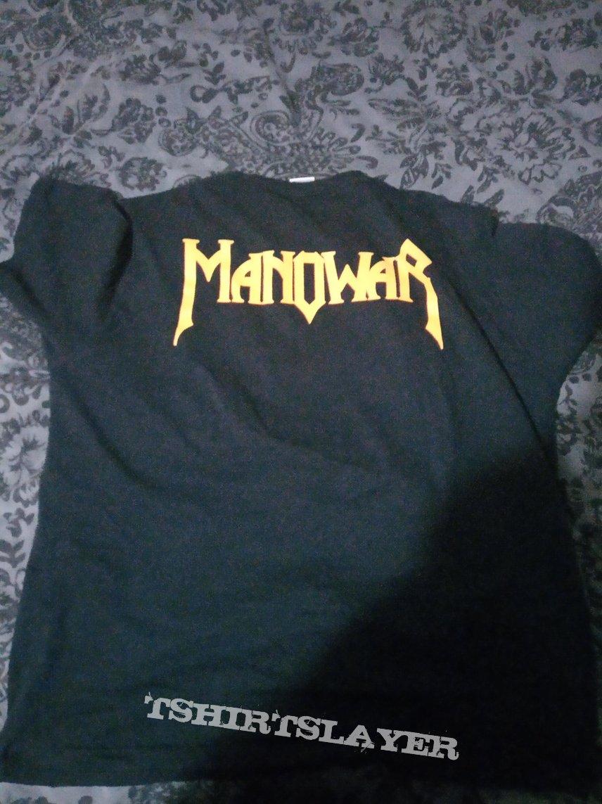 Manowar - Fighting the world TS