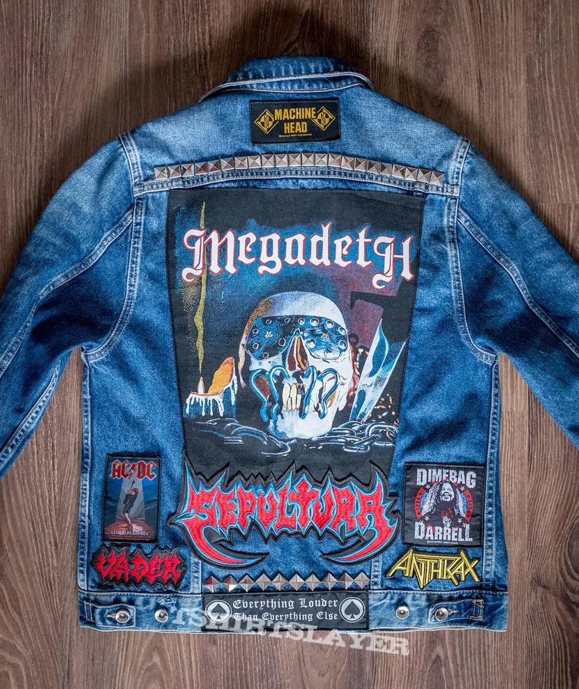 Battle jacket - update