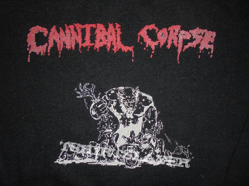 Cannibal Corpse 'Butchered at Birth'  Sweatshirt