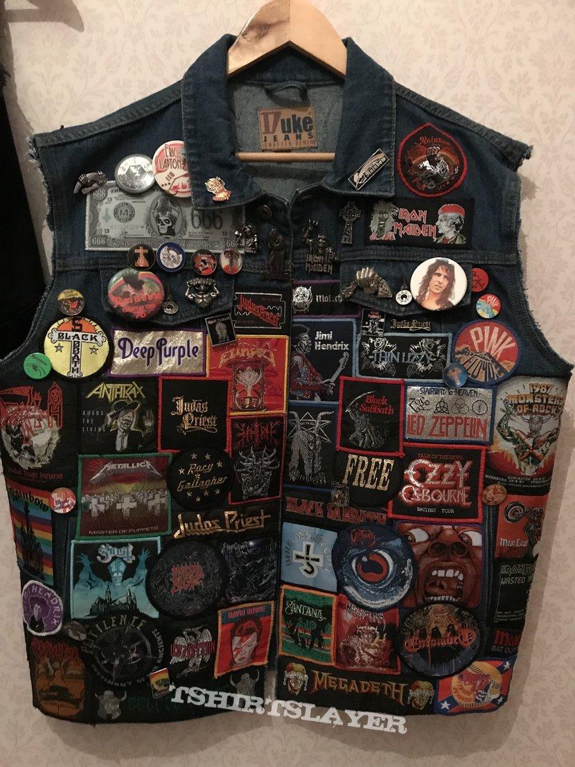 New vest - front update