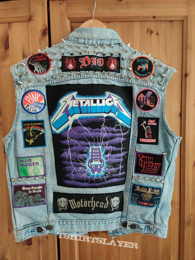 70s and 80s Vest - WIP