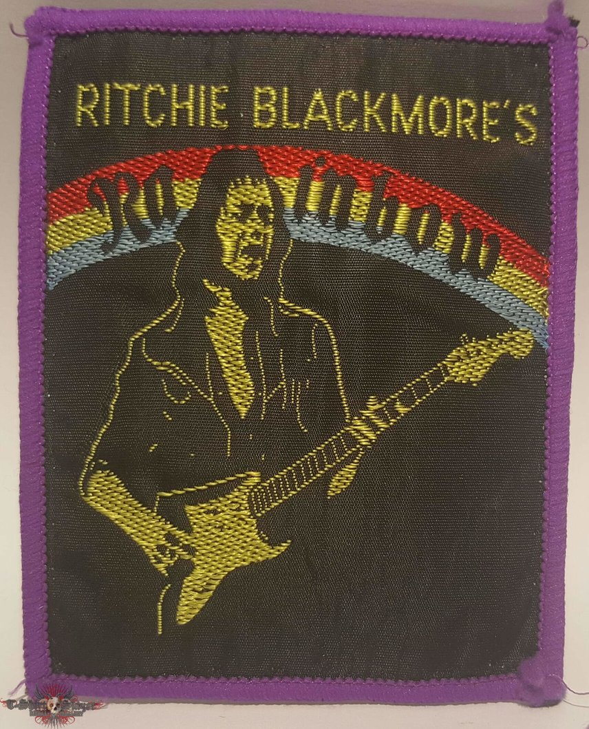 Wanted - Ritchie Blackmore patch