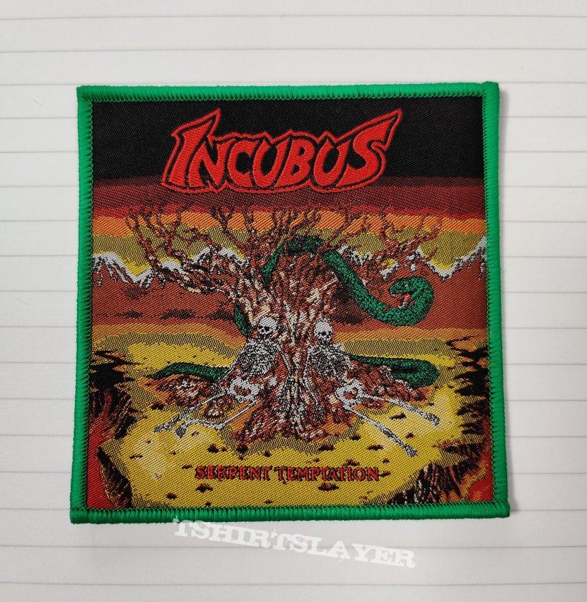 Incubus - Serpent Temptation Patch