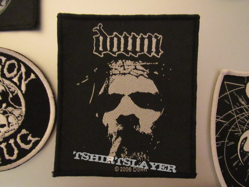 Down patch