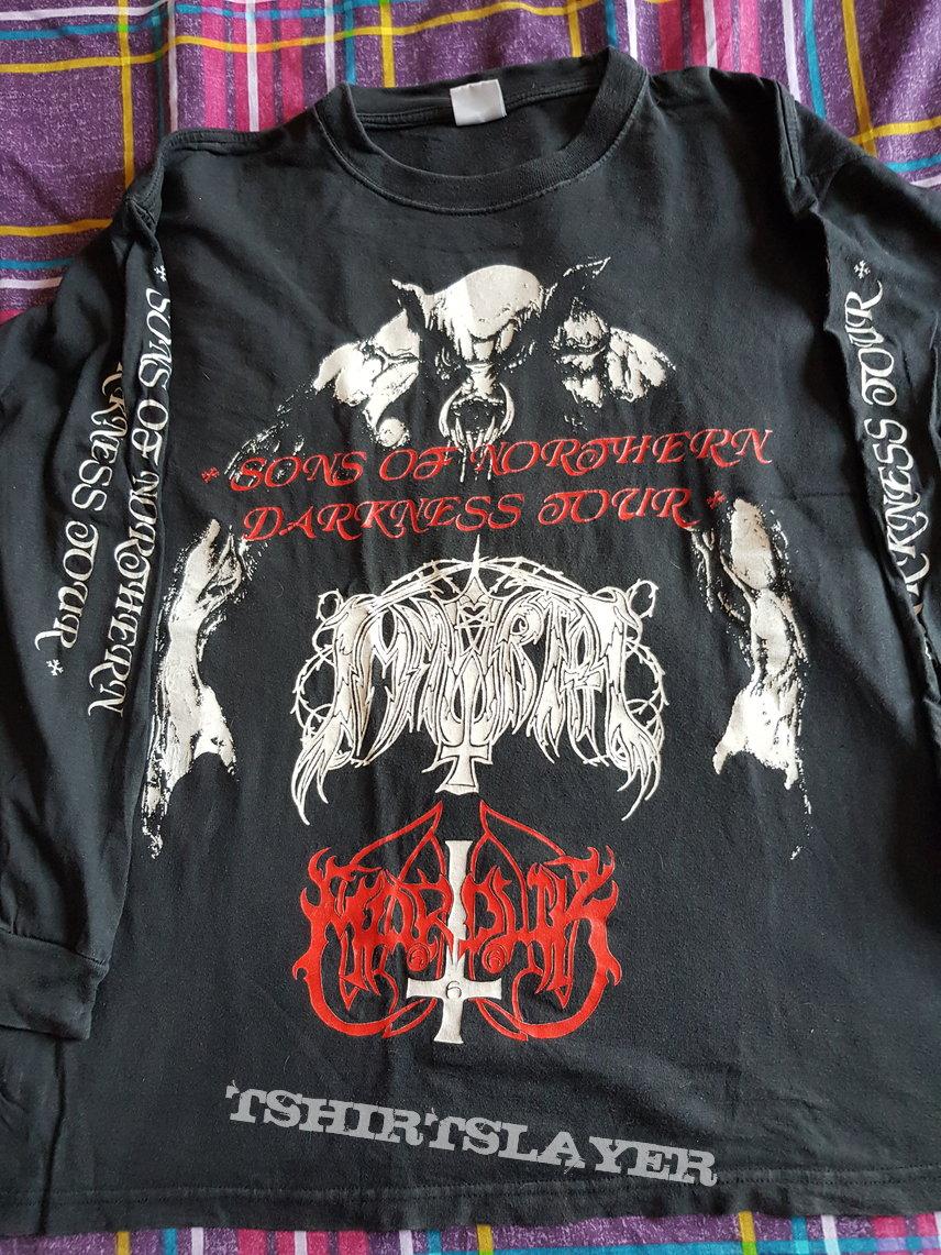 Marduk- Immortal Tour , Marduk- Enslaved tour longsleeves