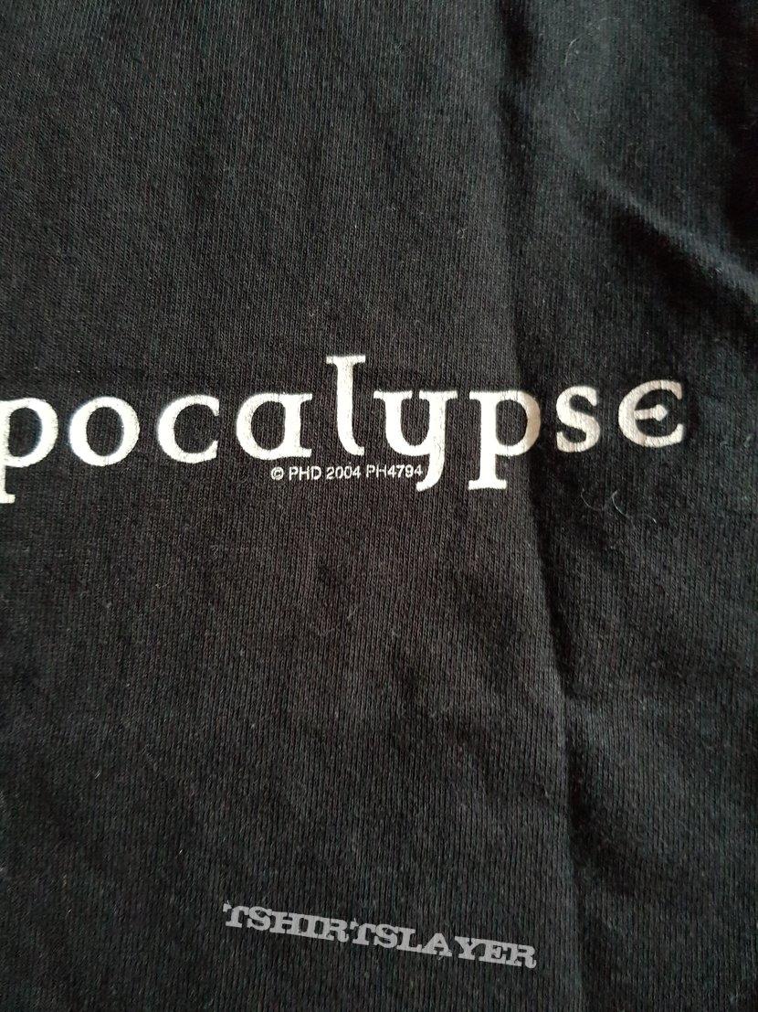 "1349 ""Beyond the Apocalypse "" 2004 longsleeve"