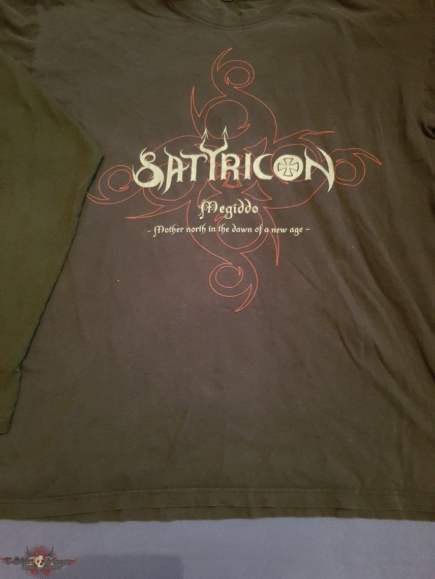 """Satyricon """"Megiddo"""" collection"""