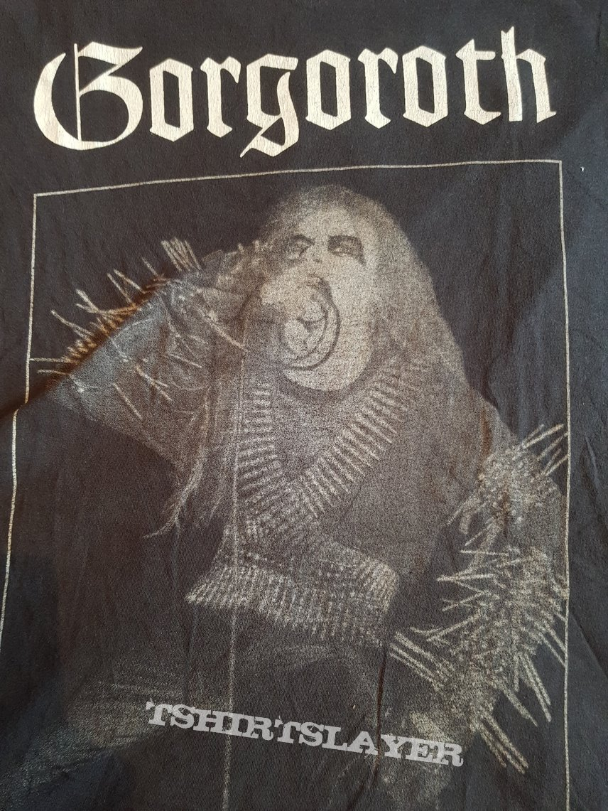 Gorgoroth The sin of Satan shirt