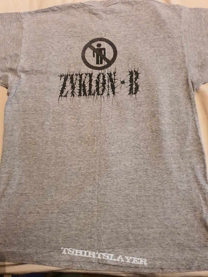 "Zyklon-B ""The Modern Man"" 1995 FMP shirt"
