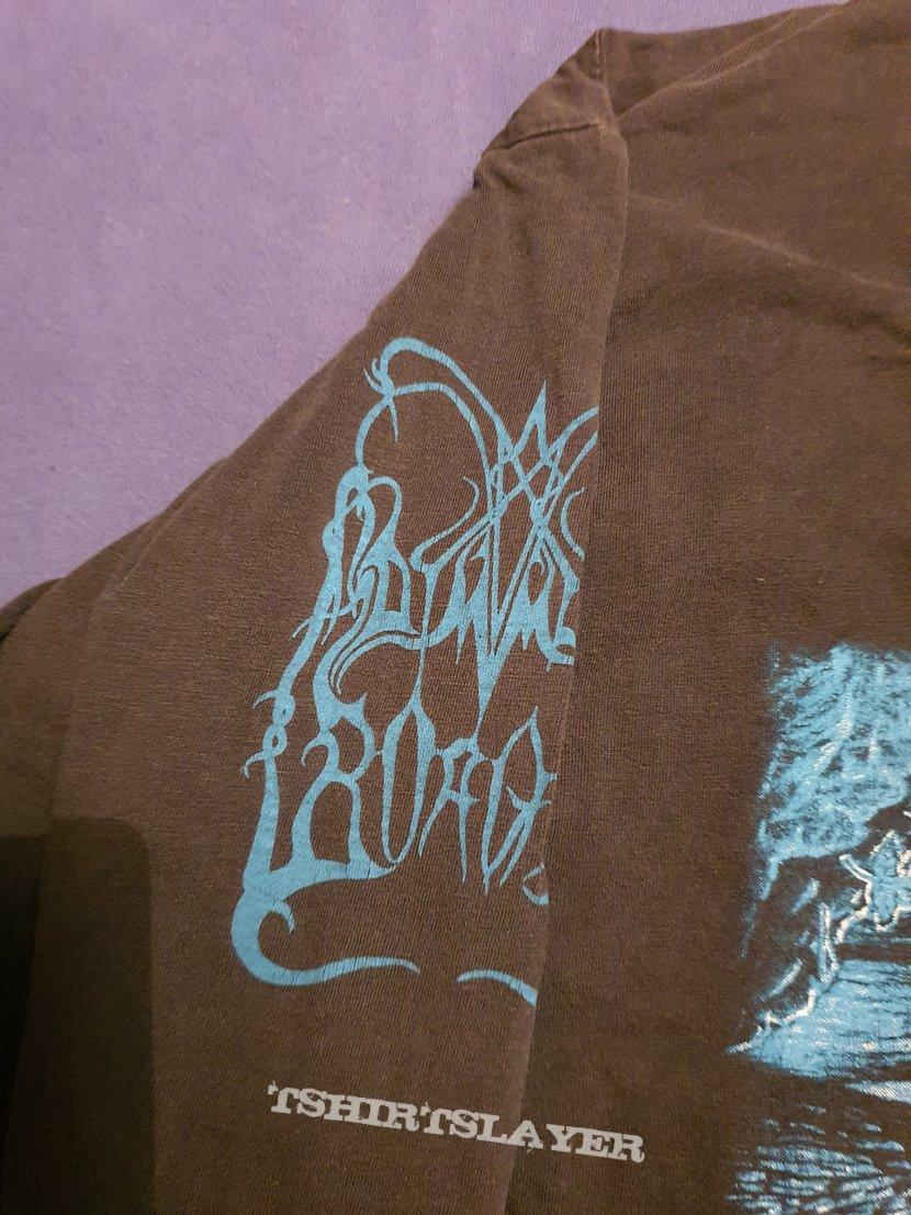 """Dimmu Borgir """"Stormblast"""" 1996 longsleeve"""