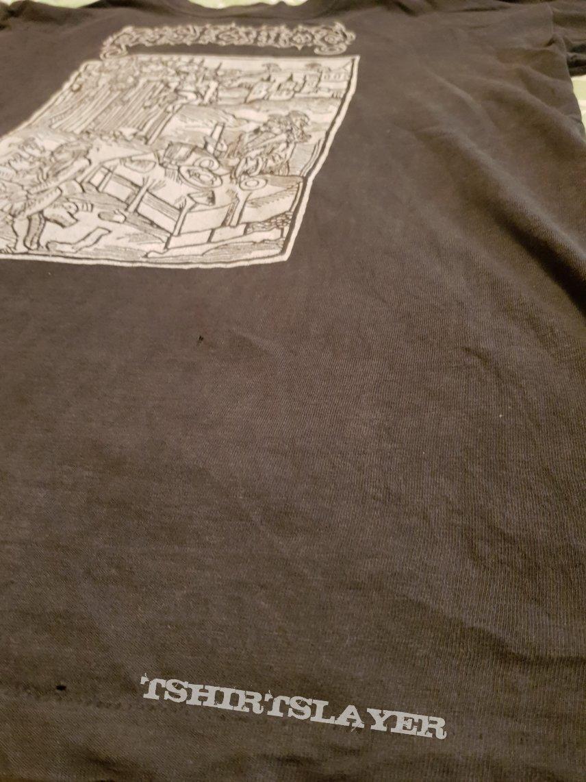 Dissection Mega rare Vlad Tepes shirt