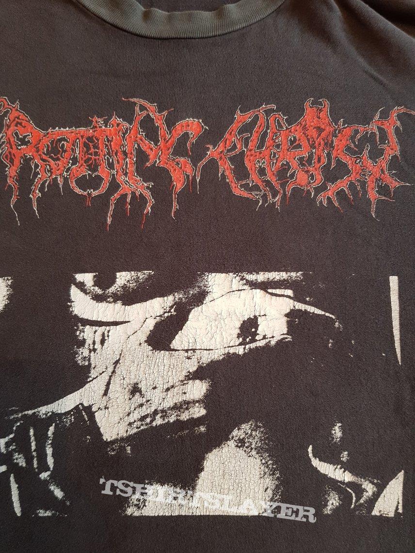 Rotting Christ 1991 bandmade shirt