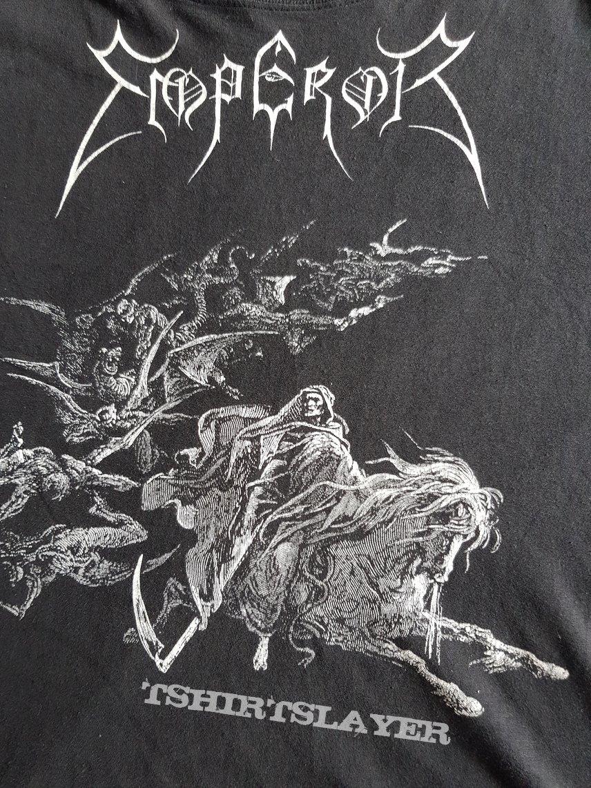 Emperor first shirt