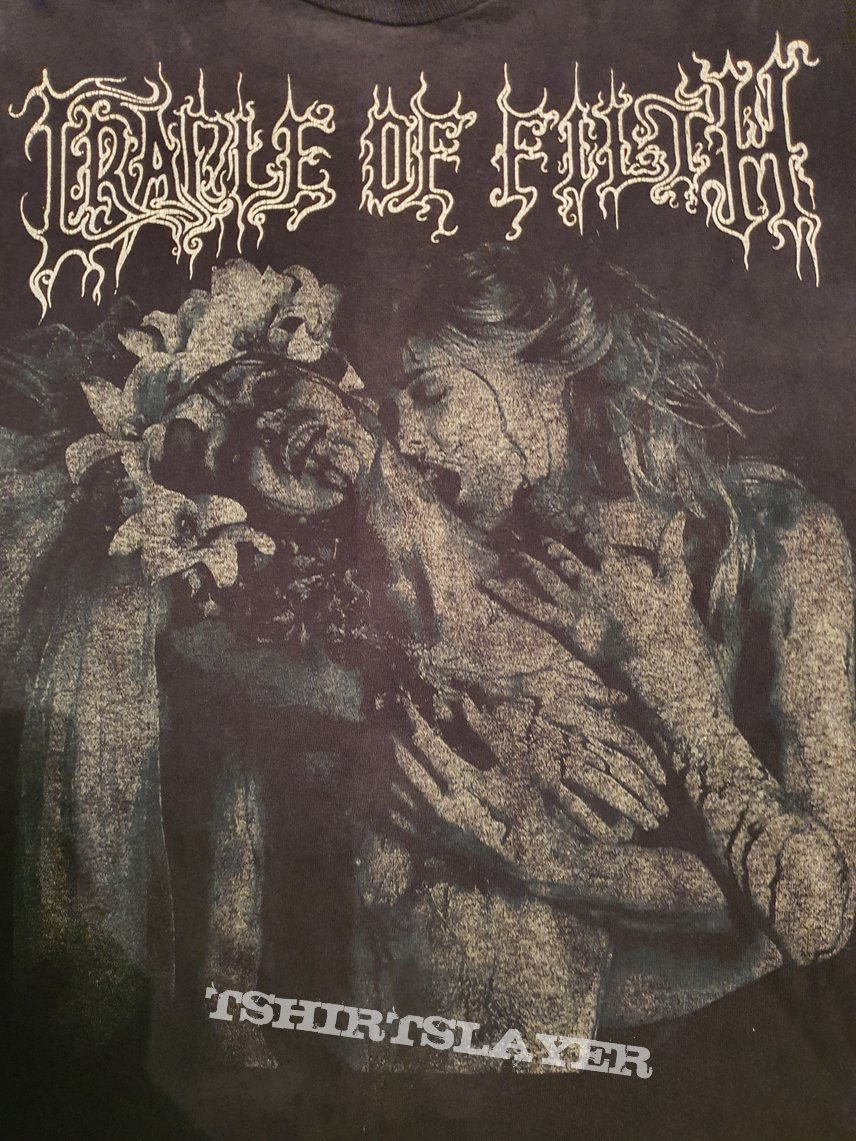 """Cradle of filth """"The Principle of Evil..."""" 1994 Cacophonous"""