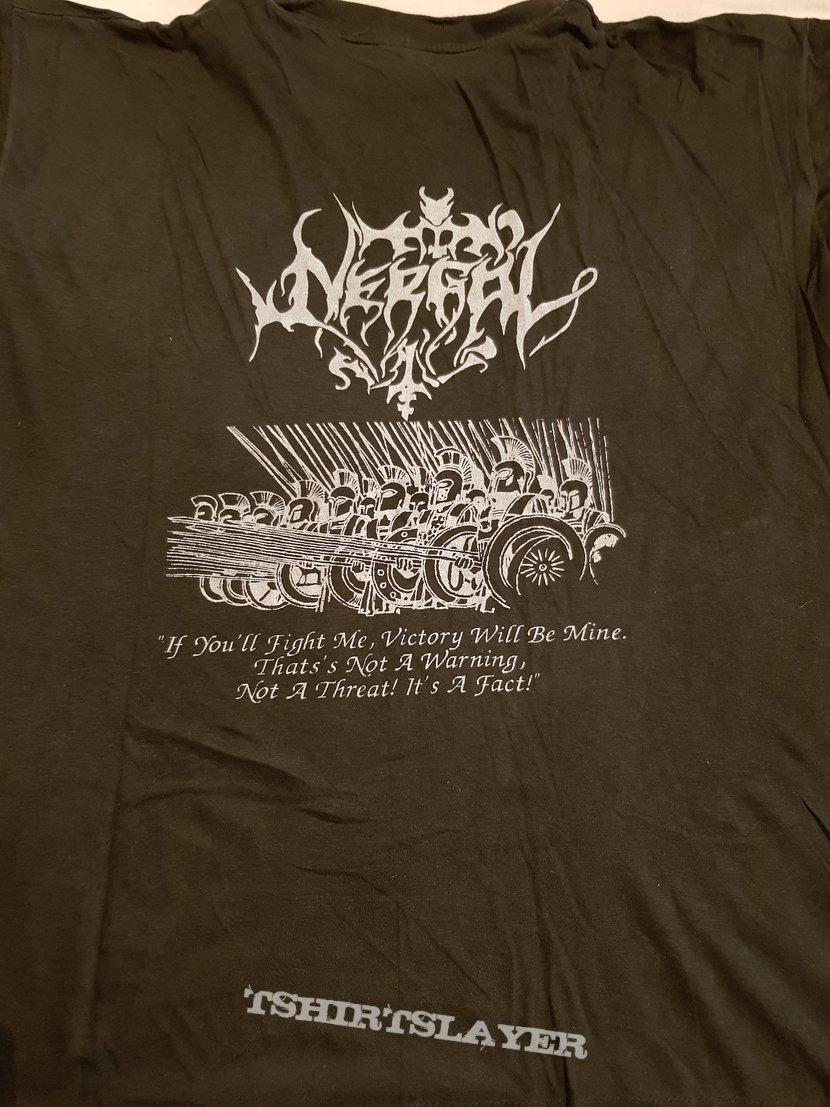 Nergal first shirt 1992