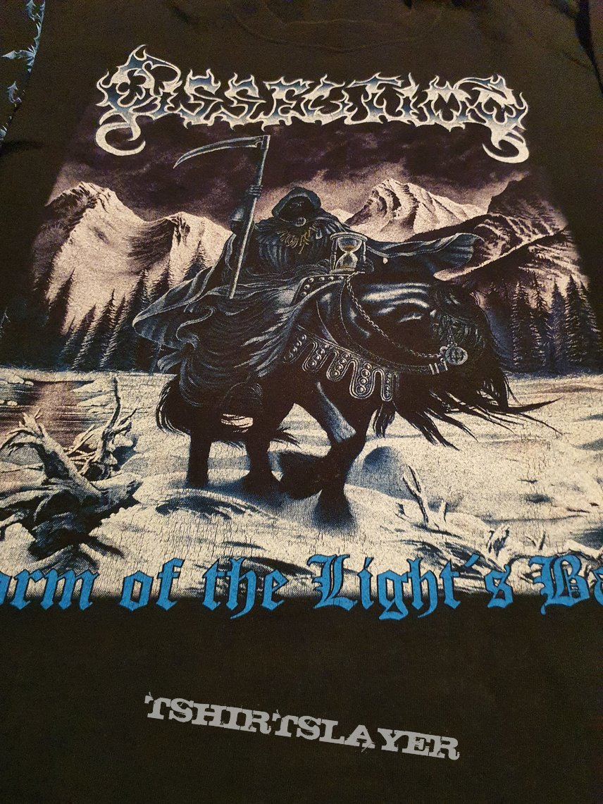 "Dissection ""Storm of the lights Bane"" 1995 longsleeve"