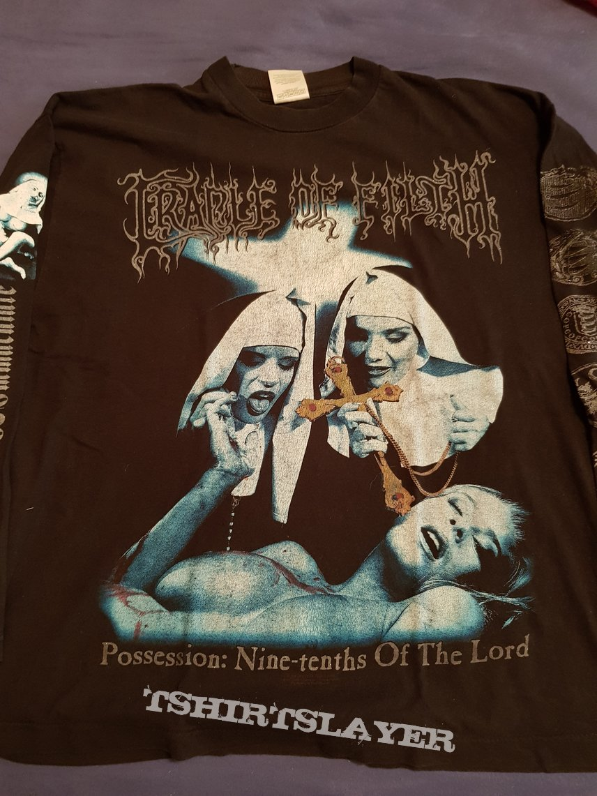 Cradle of filth decadence is a virtue