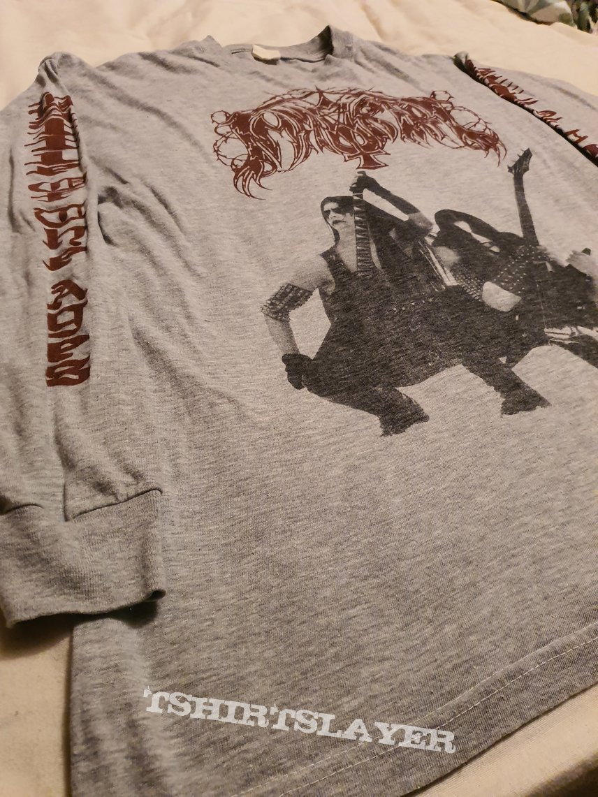 """Immortal """"Battle of the Ages"""" 1995 tour longsleeve"""