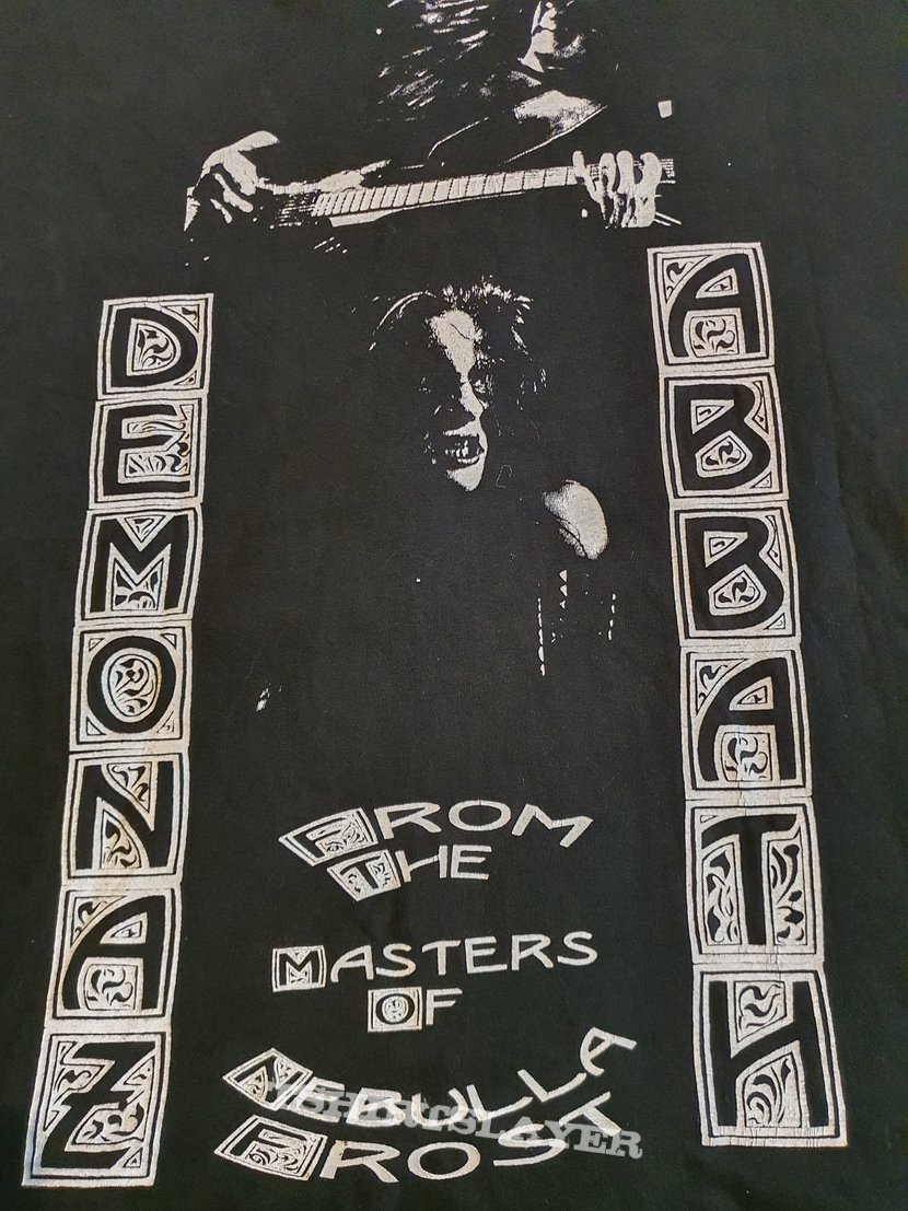 """Immortal """"Masters of Nebulla( h ) Frost"""" 1995 shirt"""