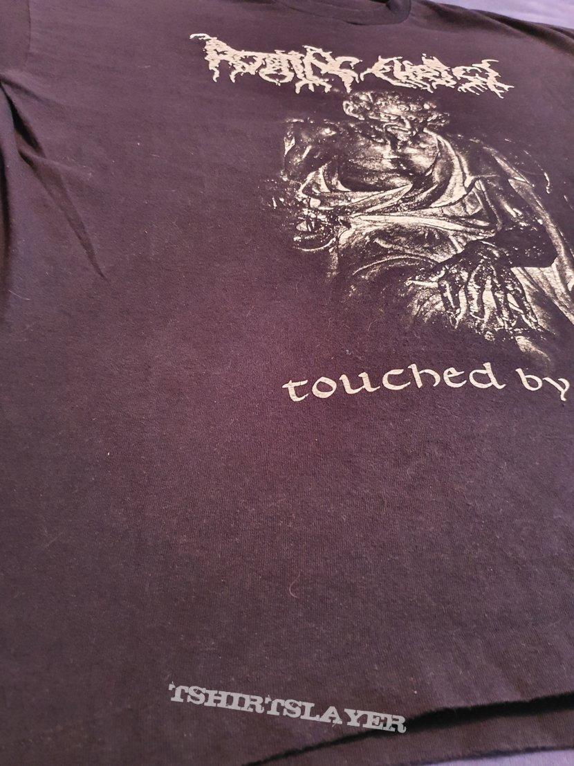"Rotting Christ "" Triarchy..."" 1996 tour shirt"