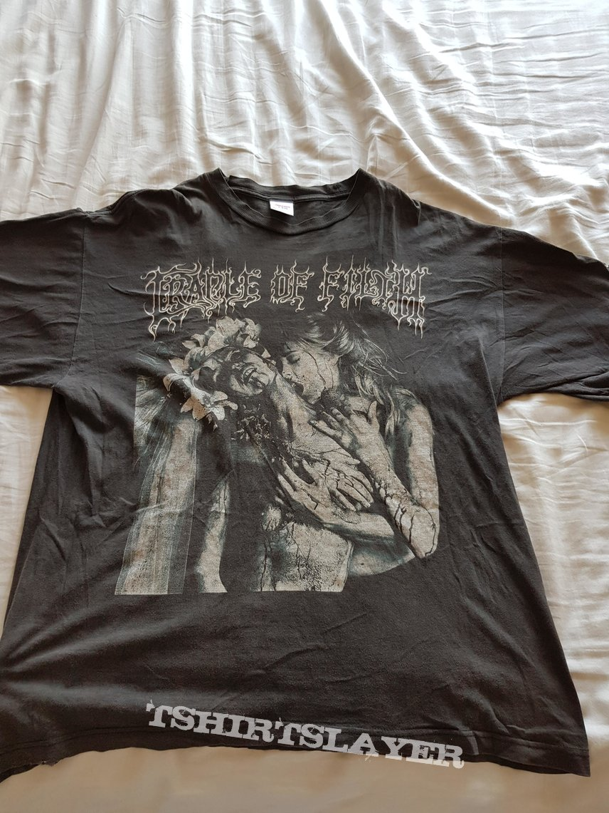"Cradle of Filth "" Principle.."" Cacophonous first print"