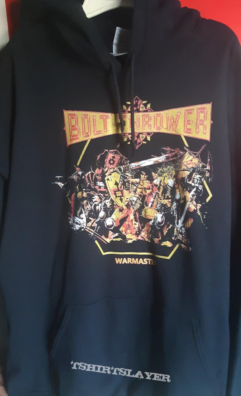 """Bolt Thrower- """"Warmaster"""" Hoodie"""