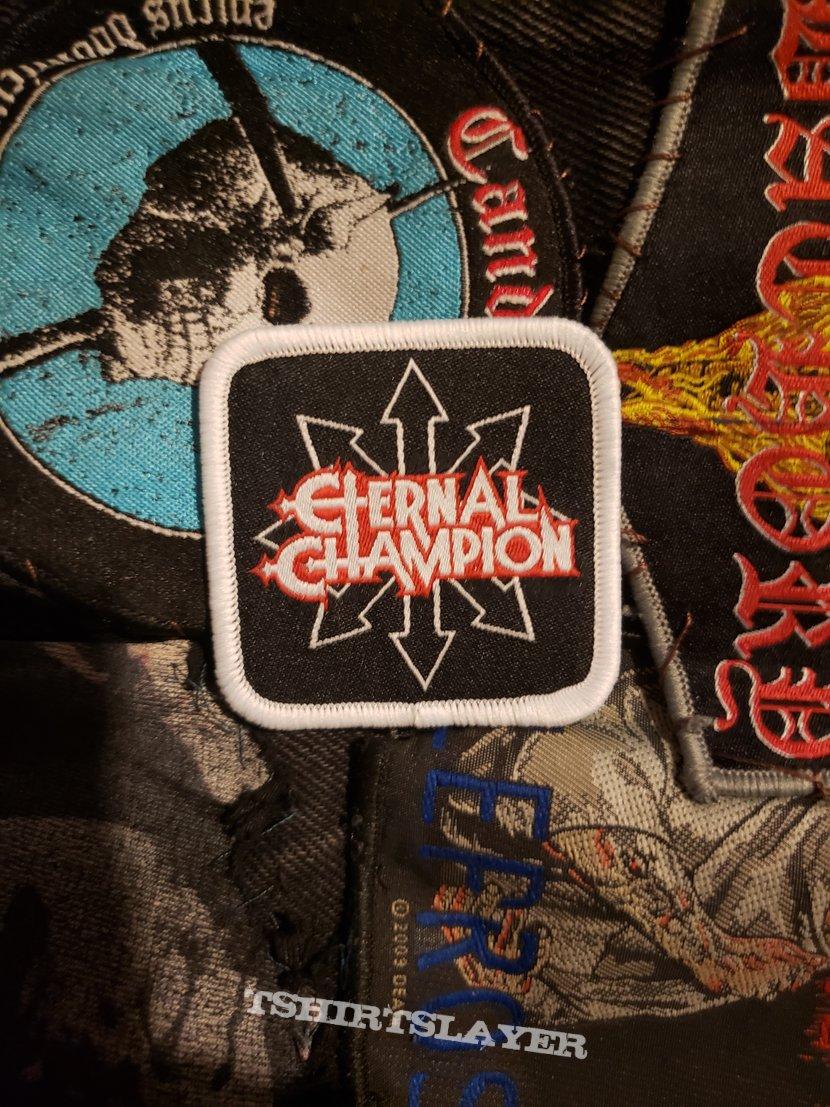 Eternal Champion- logo mini patch