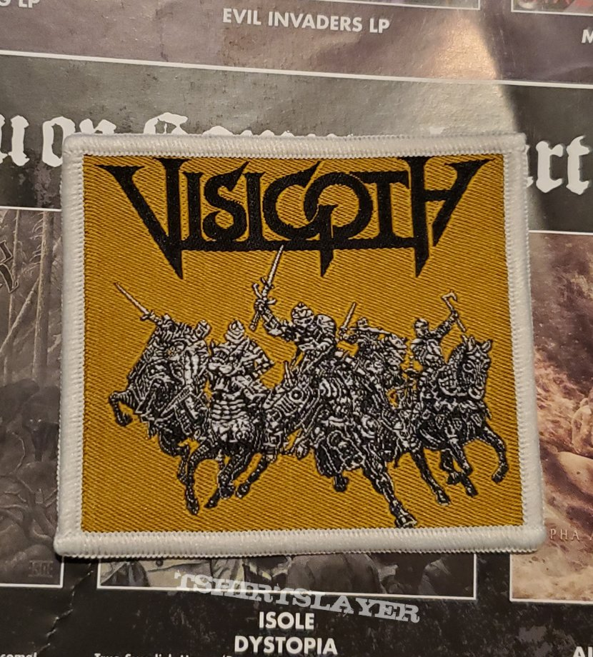 "Visigoth ""Riders"" patch"