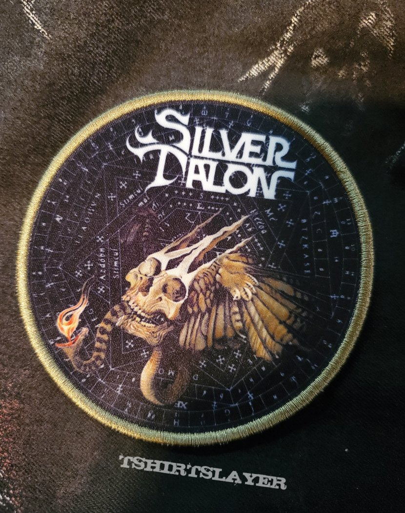 "Silver Talon ""Becoming A Demon"" Patch"