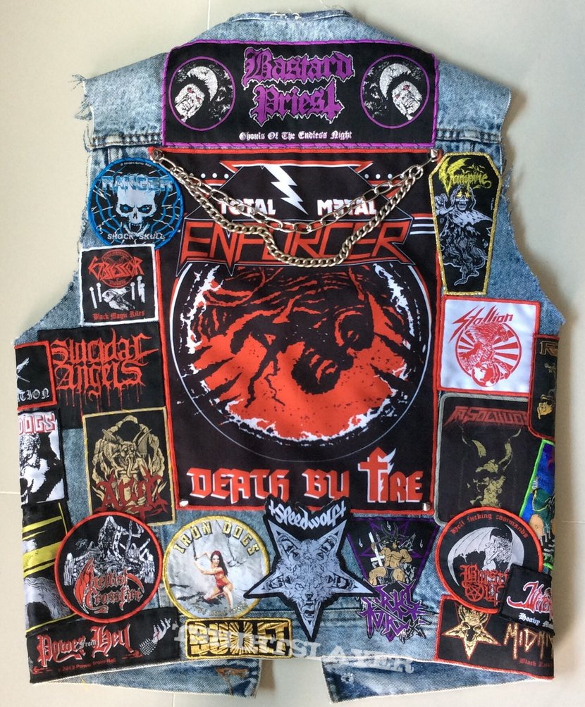 New Blood Vest