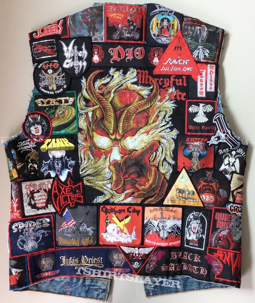Heavy Metal Shrine No 3  Update