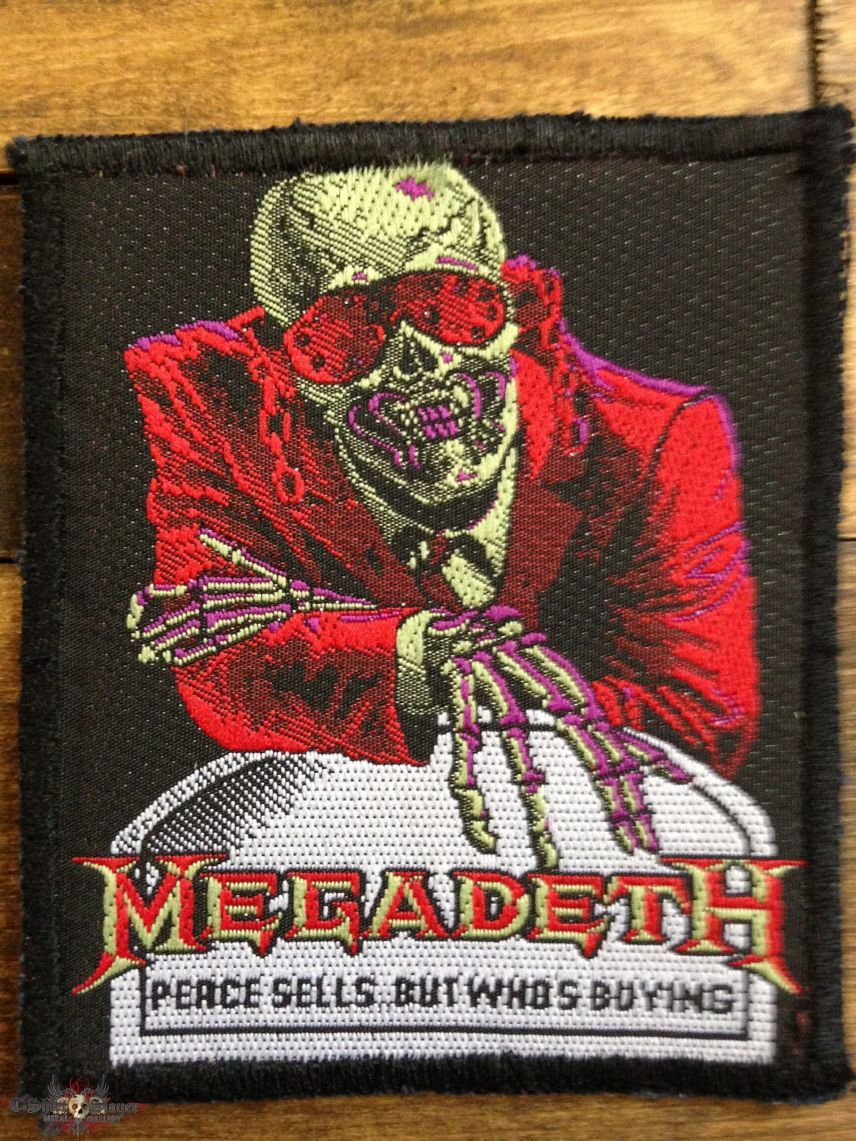 Megadeth - Peace Sells... for GrimmonsGrim