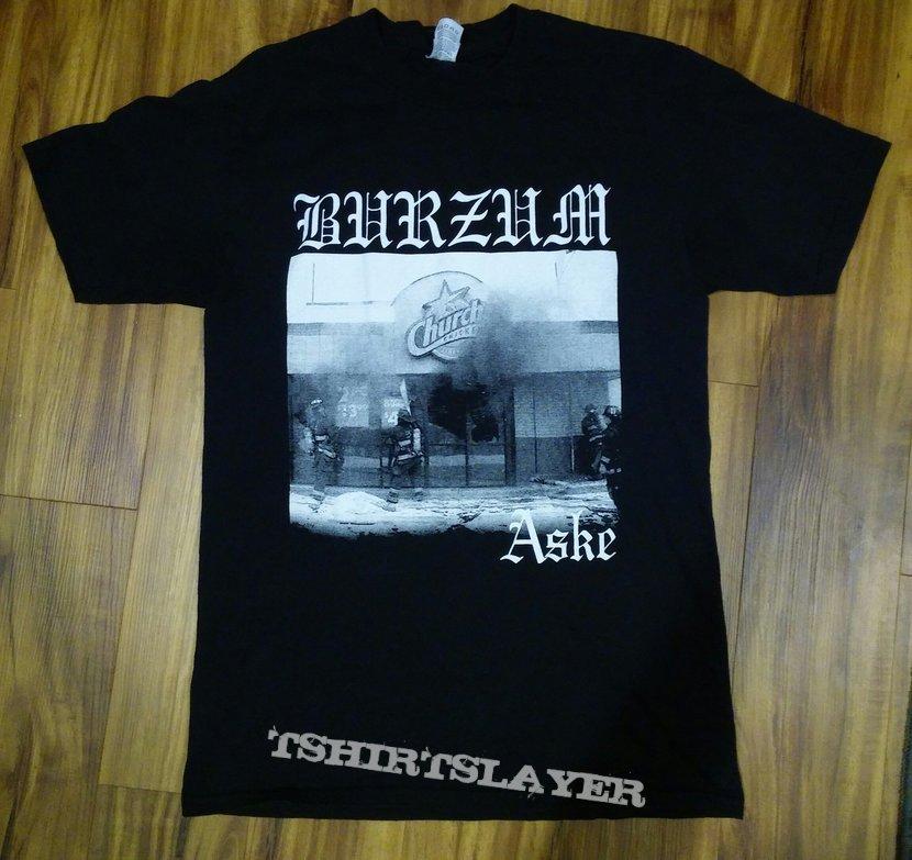 Church's Chicken Burzum shirt