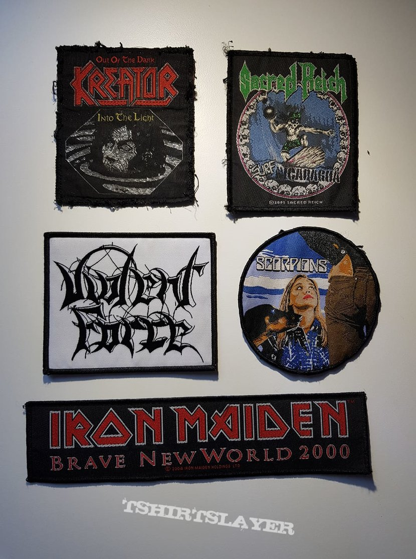 A Bunch of Patches
